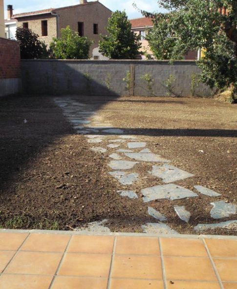 jardin nuevo