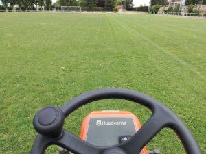 Segado campo fútbol