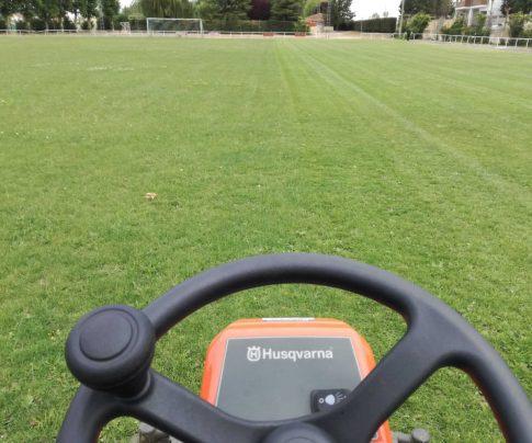 Segado campo de fútbol